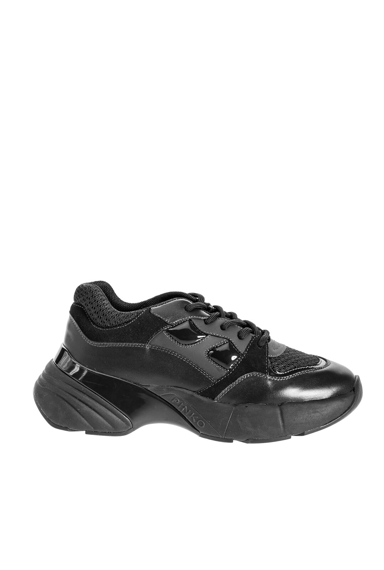 Oversize Sneakers Monochrome - Pinko