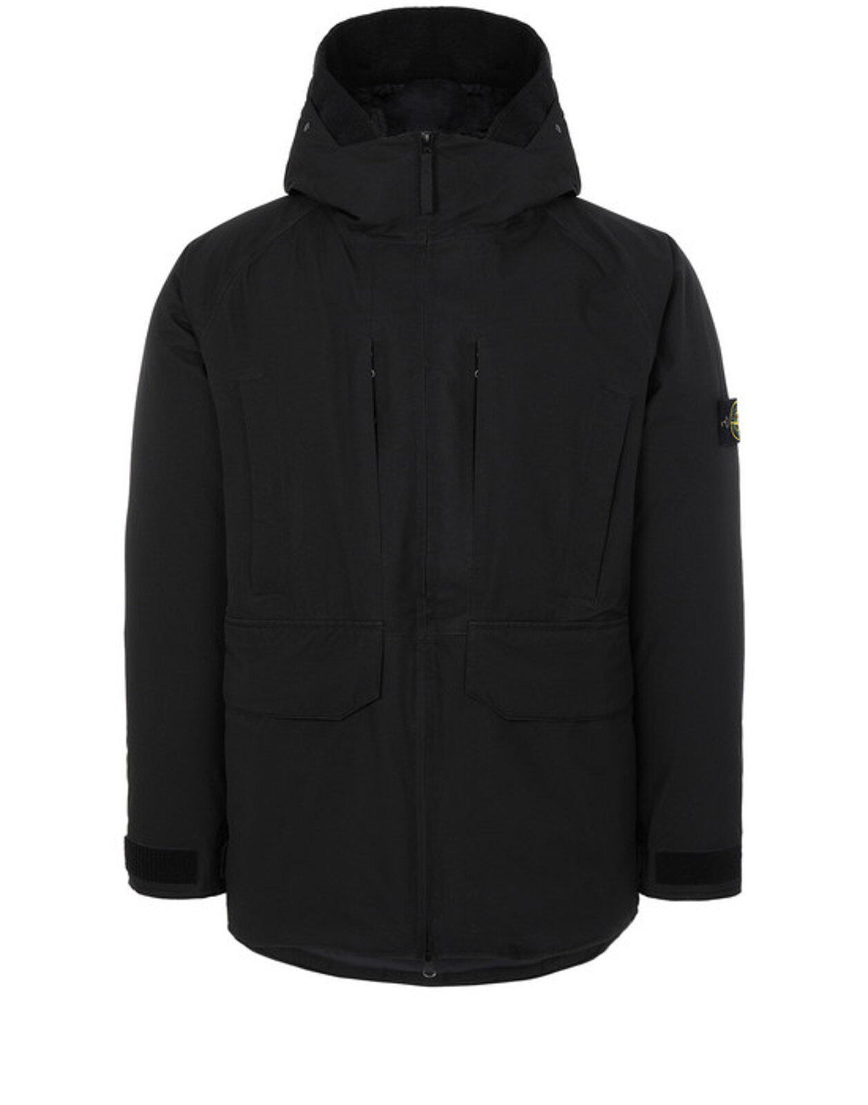 Ripstop Gore-Tex Product Technology Down - Stone Island