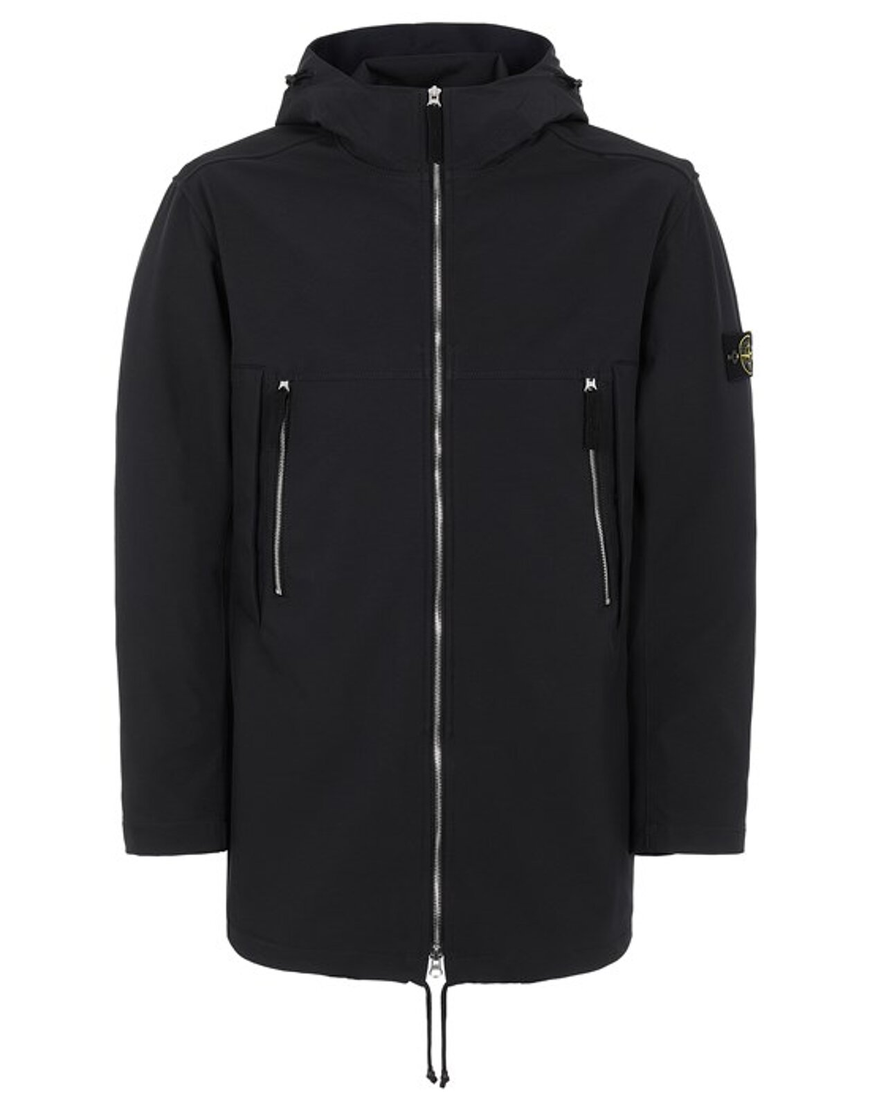 40627 Light Soft Shell-R E.Dye® Technology - Stone Island