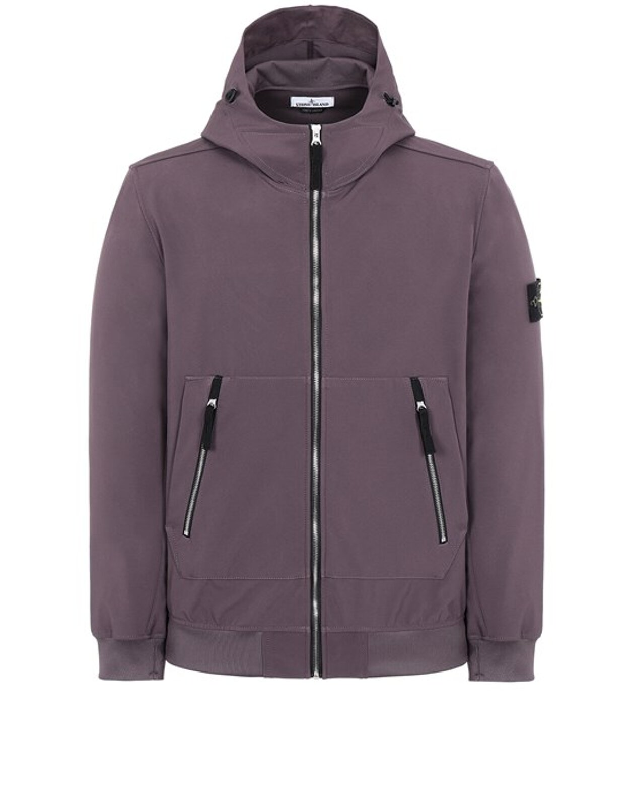 40727 Light Soft Shell-R_E.Dye® Technology - Stone Island