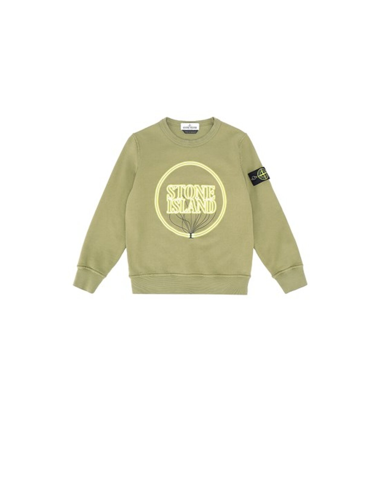 62340 Glow-In-The-Dark - Stone Island Junior
