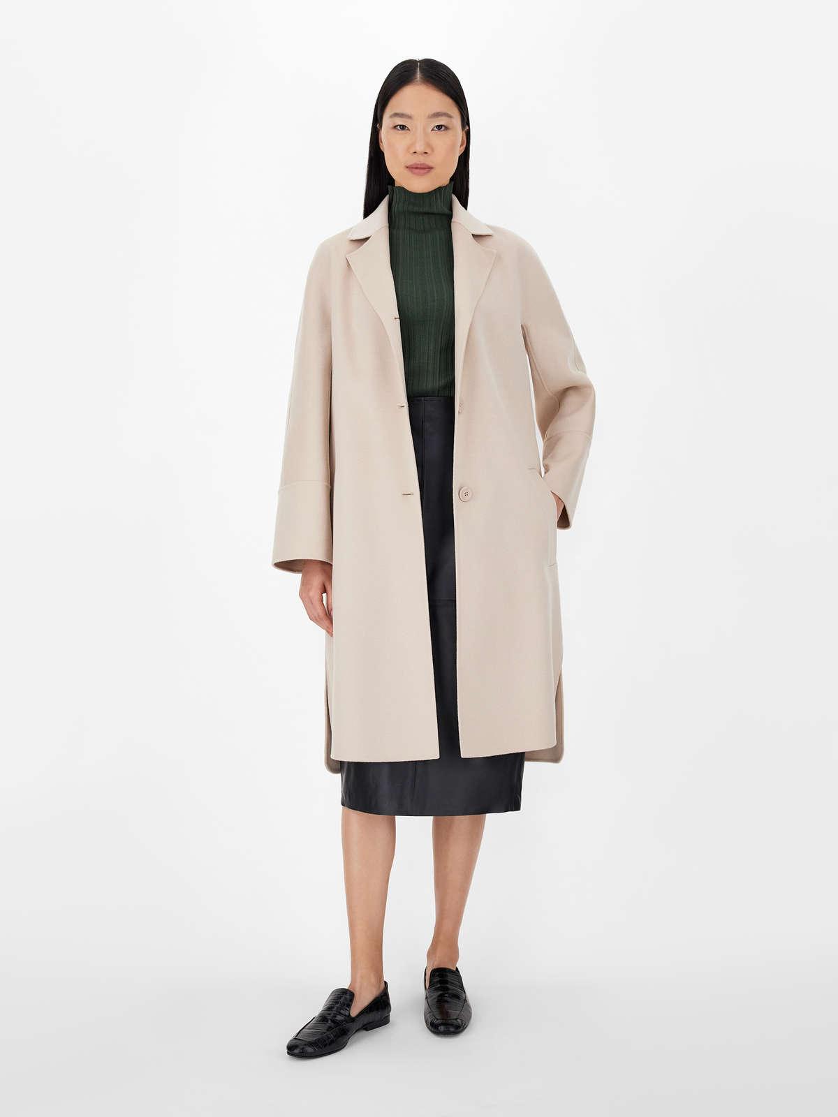 Cappotto in lana, cachemire e seta - Max Mara