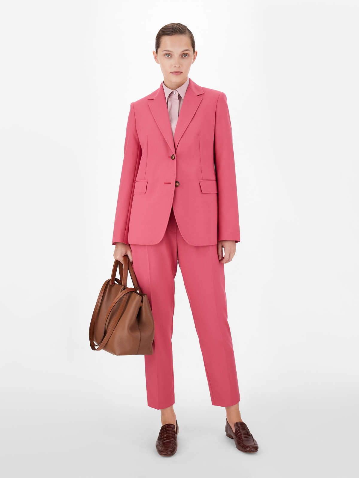 Cotton crepe jacket - Max Mara