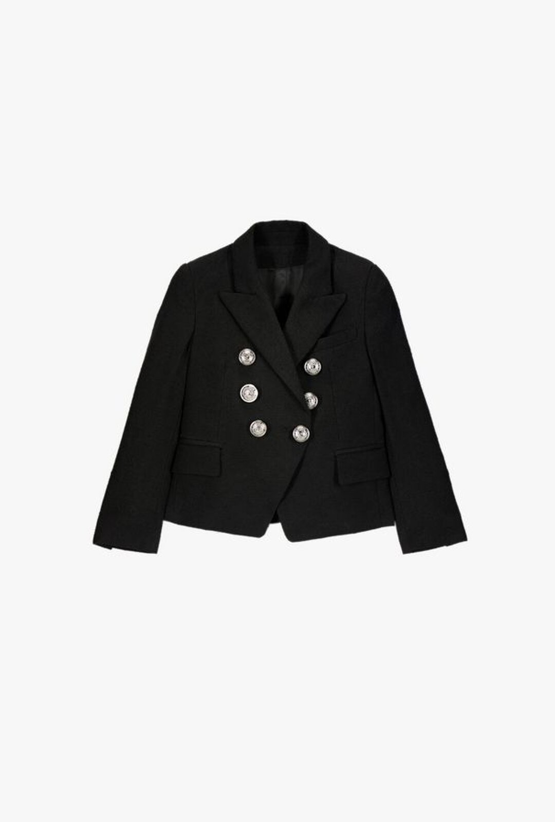 Double-breasted jacket - Balmain Junior