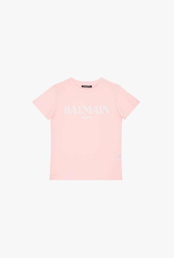 T-Shirt con logo - Balmain