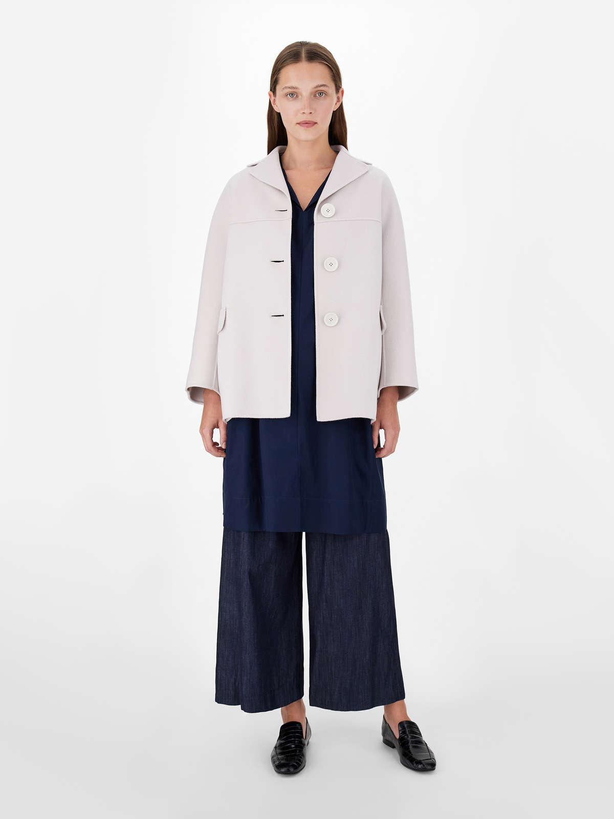 Cotton denim pants - Max Mara