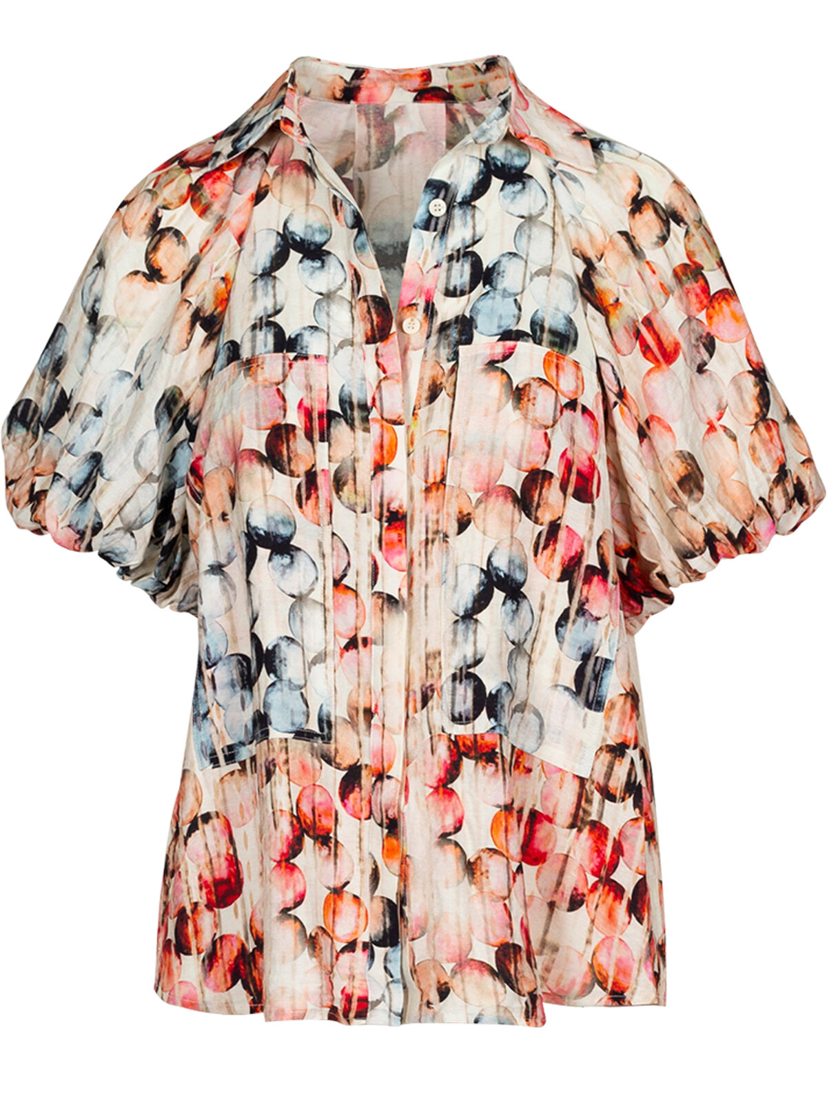 Thea Maroccan Shirt - Anonyme Designers