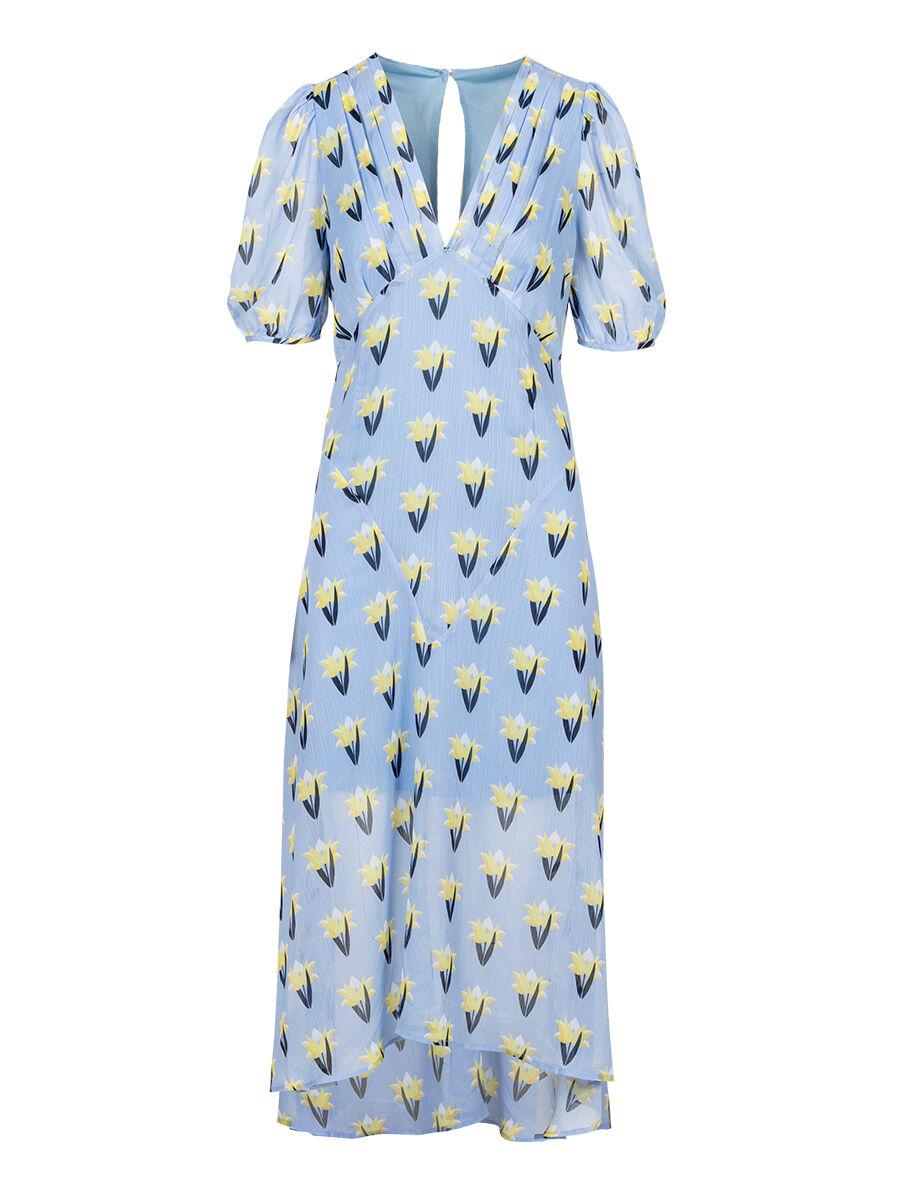 Dayana Fleurdelis Dress - Anonyme Designers