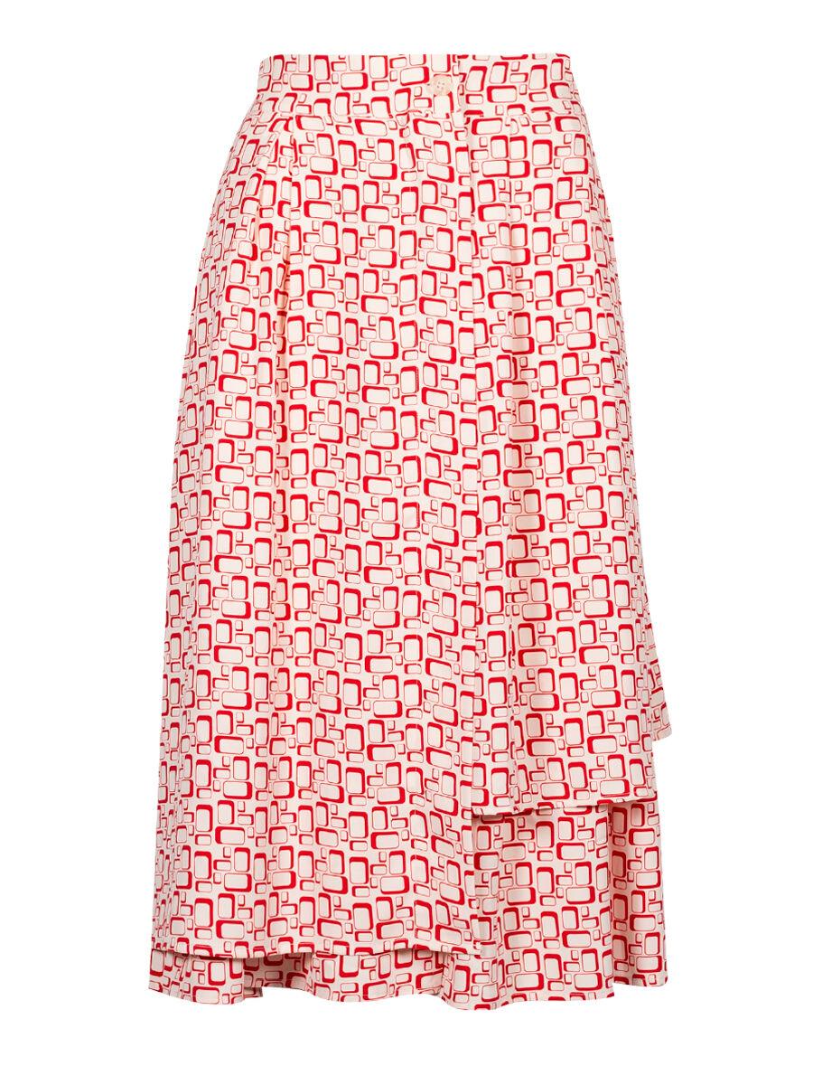 Siria Trellis Skirt - Anonyme Designers