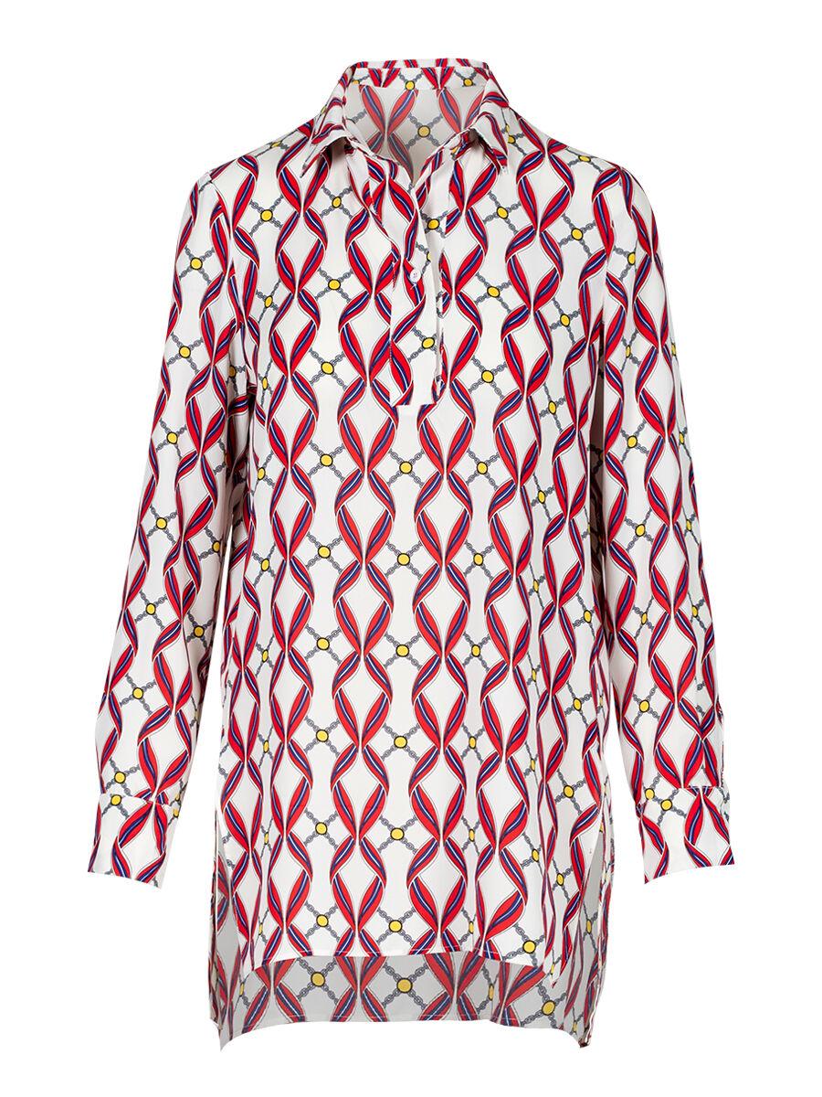 Tamara Tape Shirt - Anonyme Designers