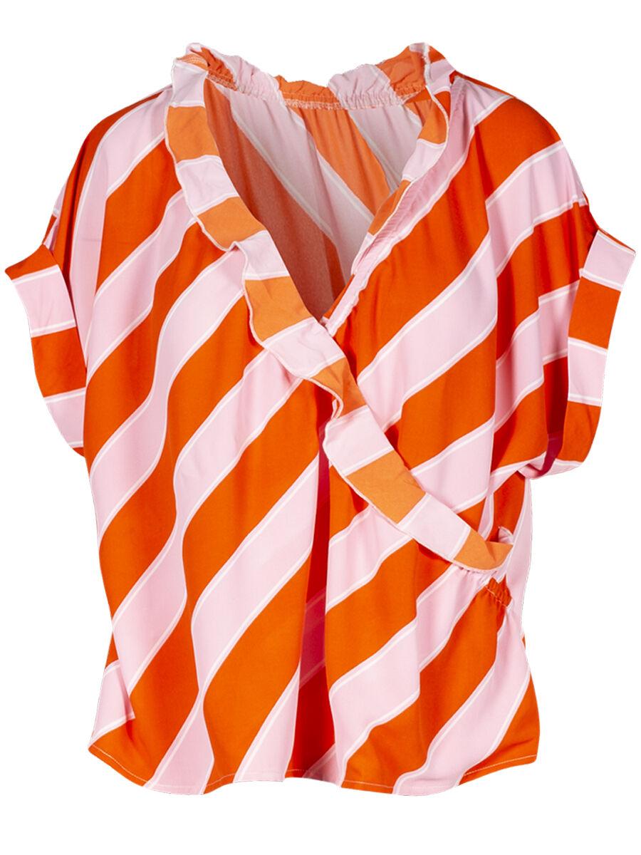 Tamika Diagonal Shirt - Anonyme Designers