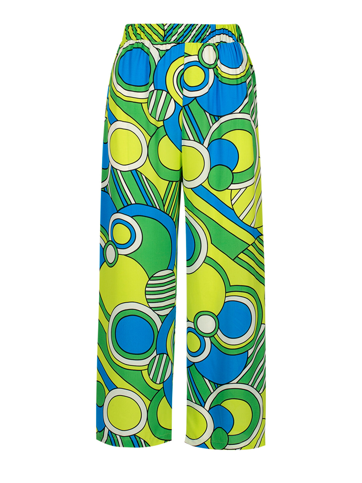 Pamina Pop Paisley Trouser - Anonyme Designers
