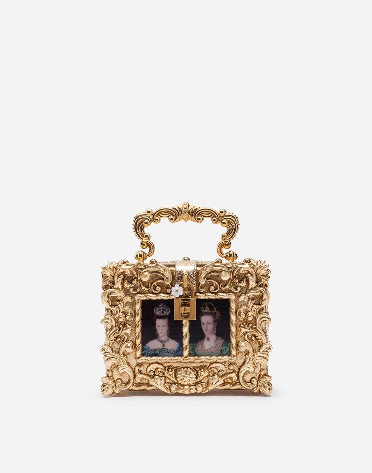 Borsa Dolce Box Regine - Dolce & Gabbana
