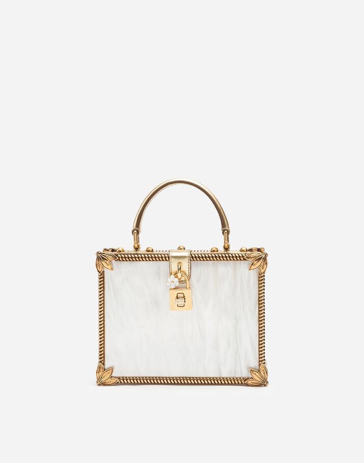 Borsa Dolce Box Madreperla - Dolce & Gabbana