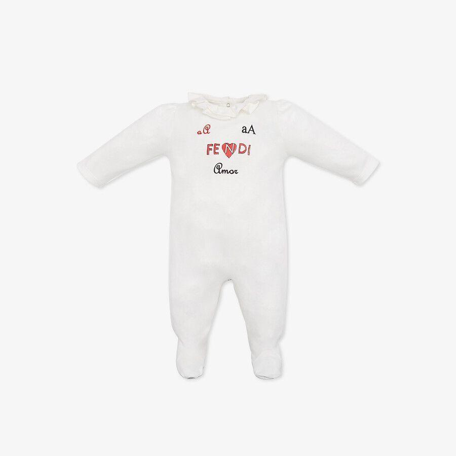 Tutina Per Neonati - Fendi Junior