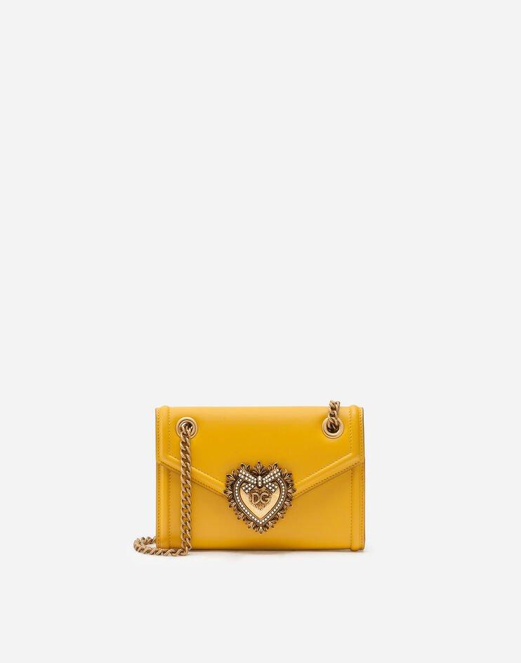 Minibag Devotion In Vitello Liscio - Dolce & Gabbana