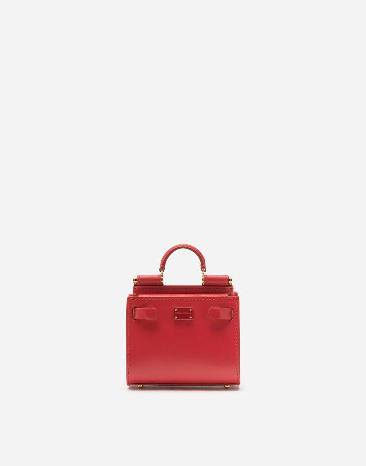 Micro Bag Tote Sicily 62 In Vitello - Dolce & Gabbana