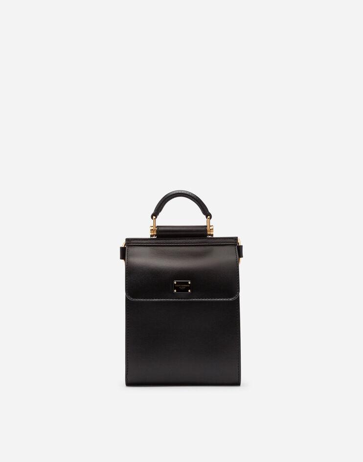 Phone Bag Sicily 58 In Vitello Liscio - Dolce & Gabbana