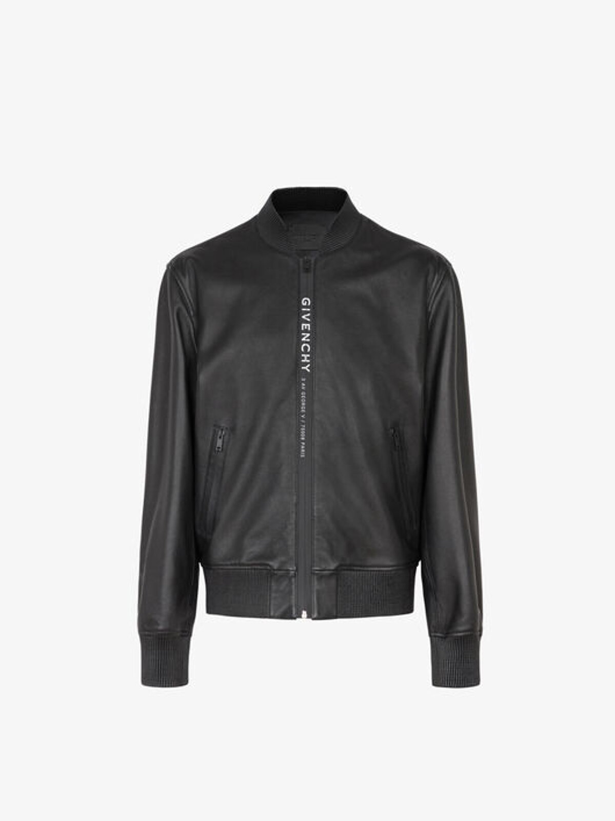 Bomber Di Pelle Adresse Givenchy - Givenchy
