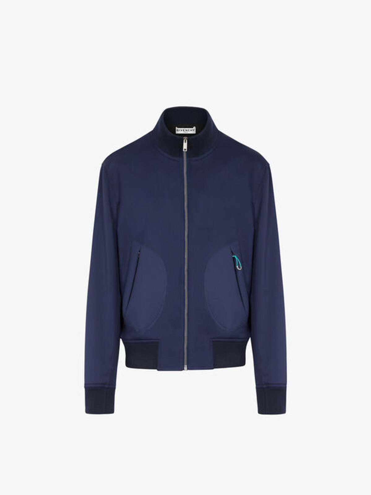 Super 110s wool bomber jacket - Givenchy