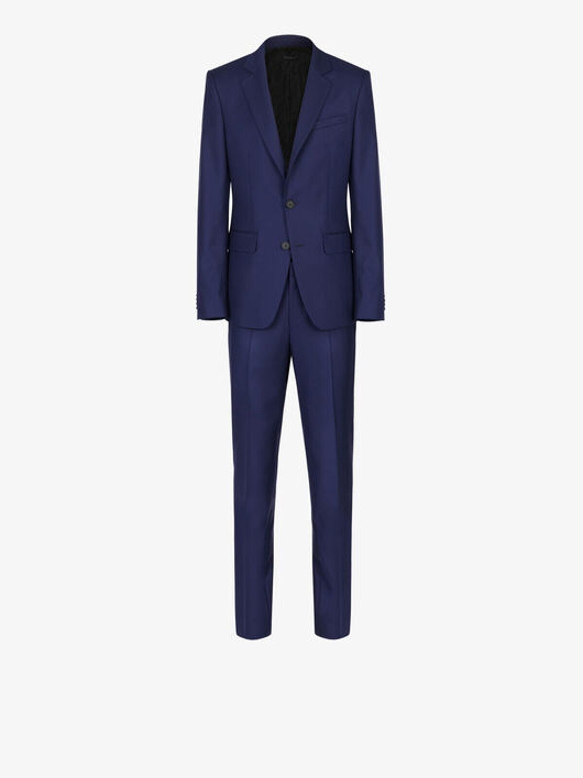 Slim fit light wool suit - Givenchy