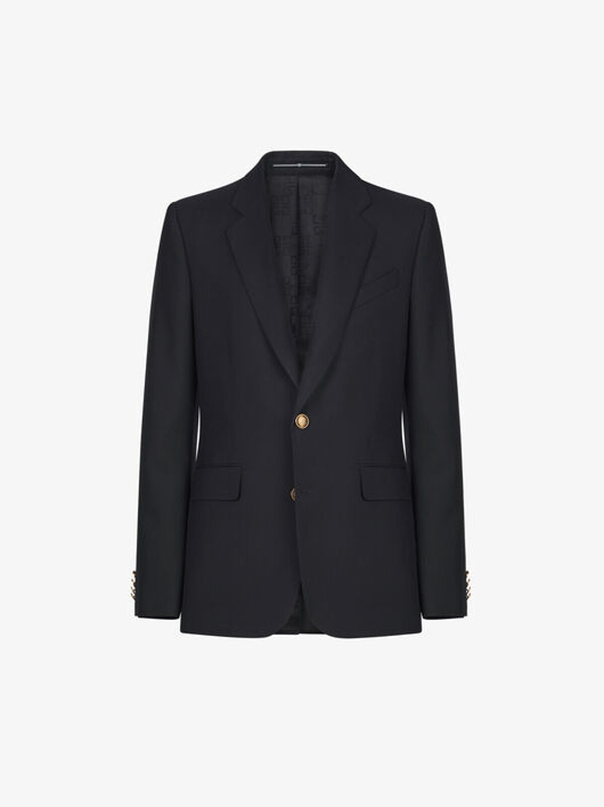 Gabardine jacket with 4G buttons - Givenchy