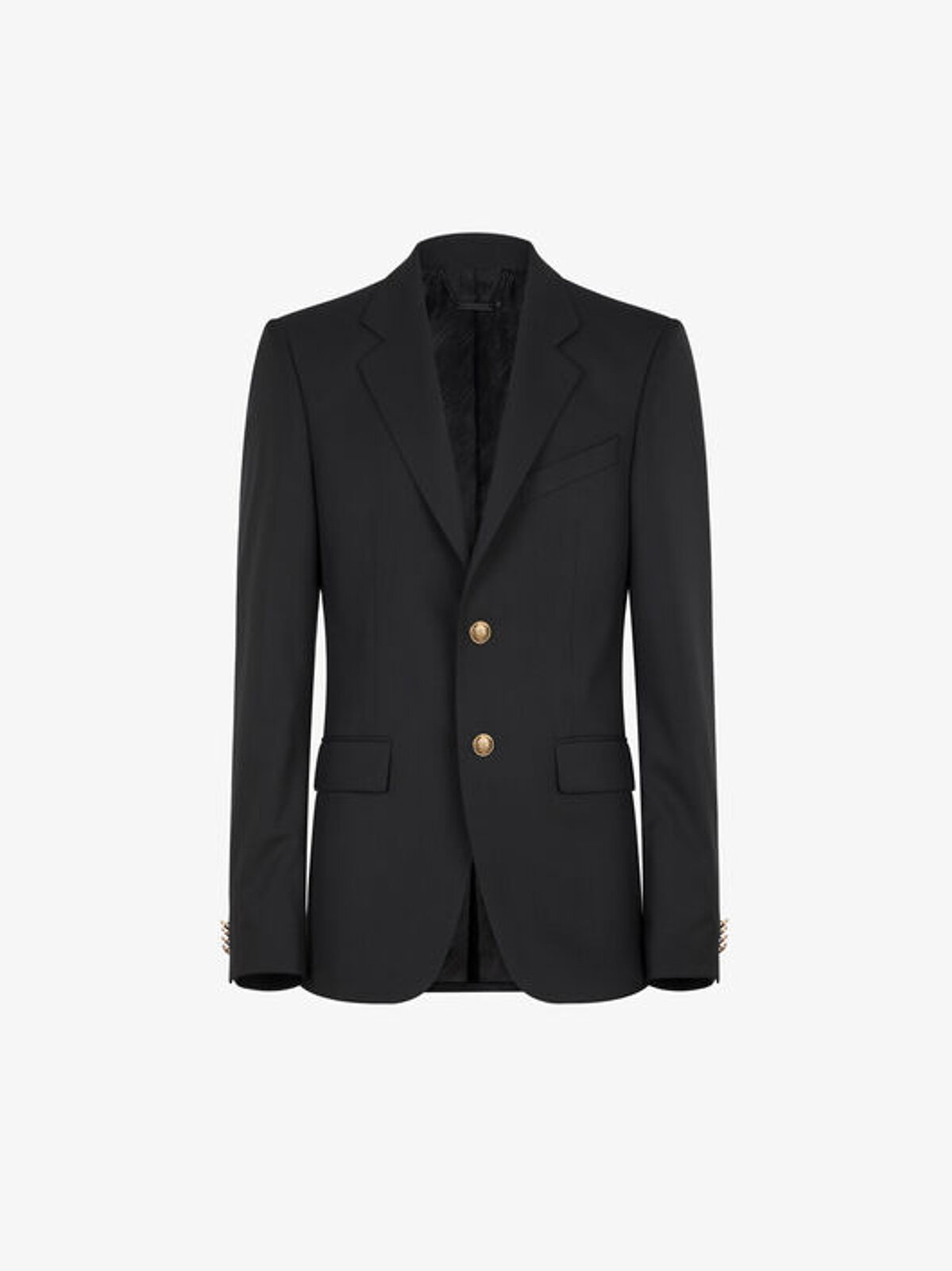Super 120s wool jacket with 4G buttons - Givenchy