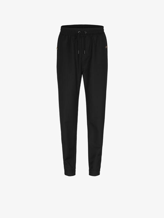 Pantaloni Da Jogging Con Bottoni 4G - Givenchy
