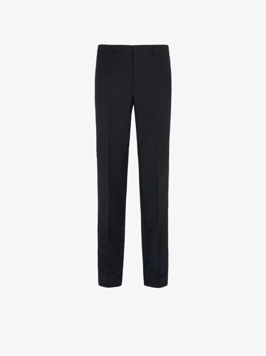 Pantaloni Slim Fit Con Striscia Laterale - Givenchy