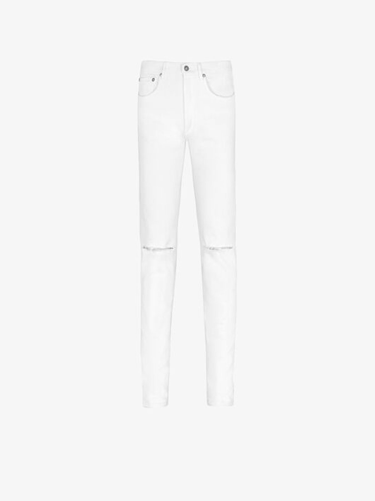 Jeans Skinny Effetto Destroyed - Givenchy