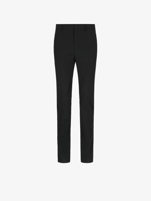 Pantaloni Skinny Di Lana - Givenchy