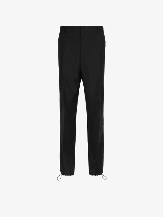 Pantaloni Da Jogging Con Dettagli Elasticizzati - Givenchy