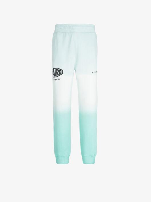 Pantaloni Da Jogging Slim Fit Studio Homme - Givenchy