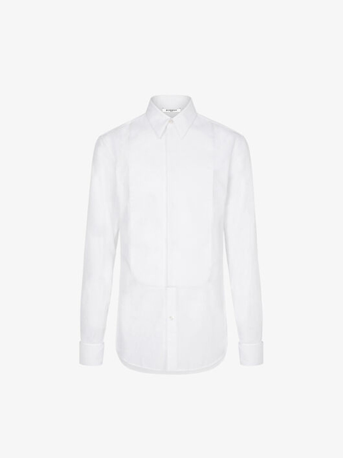 Camicia Slim Fit Con Davantino - Givenchy