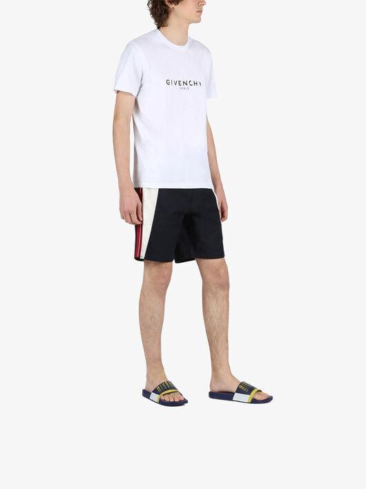T-shirt slim fit GIVENCHY PARIS - Givenchy