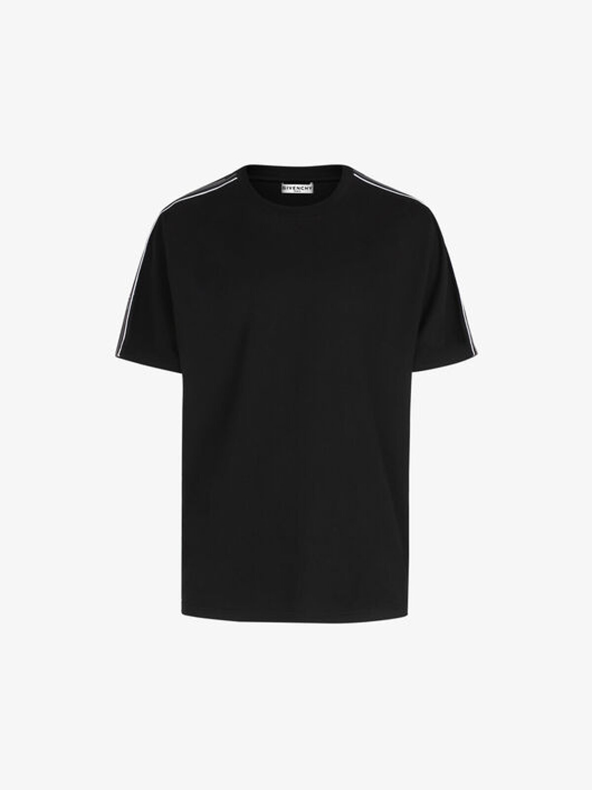 T-Shirt Con Strisce Givenchy - Givenchy