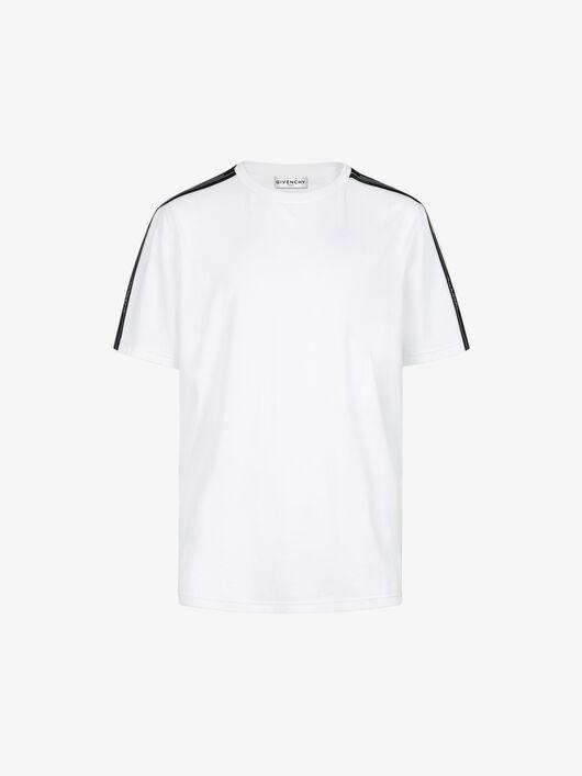 GIVENCHY stripe T-shirt - Givenchy