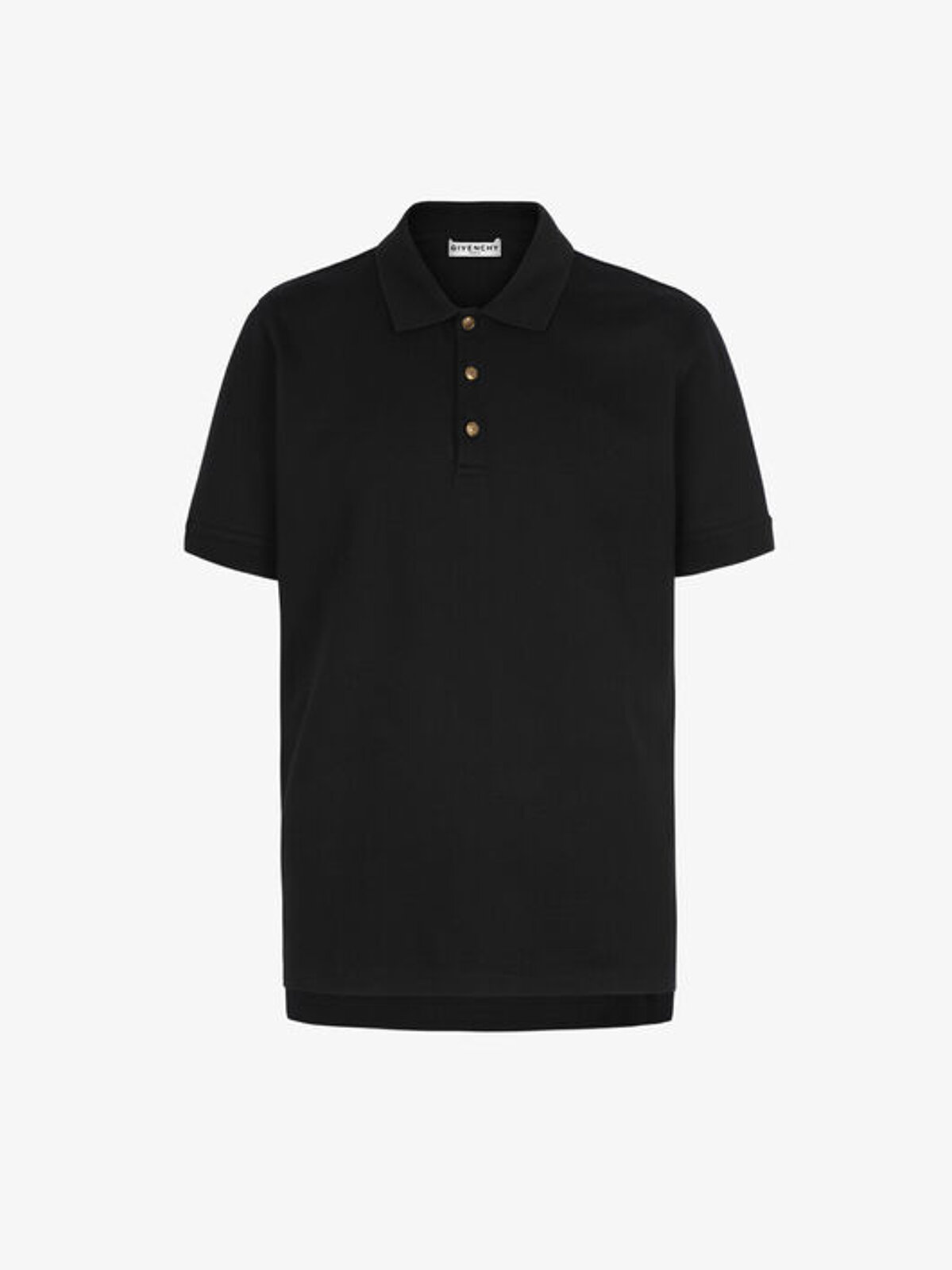 Polo Slim Fit Con Bottoni 4G - Givenchy