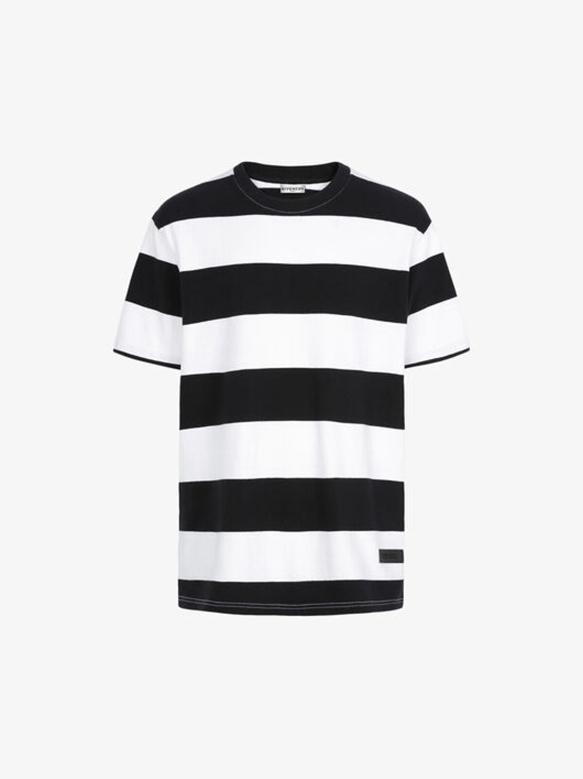 T-Shirt A Righe Givenchy - Givenchy