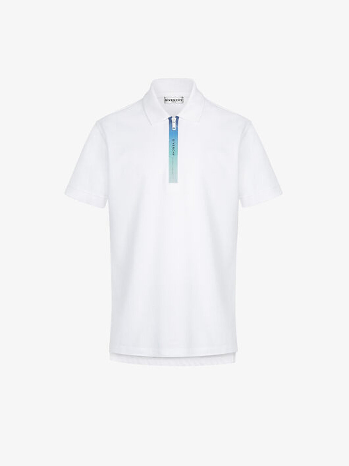 Polo Slim Fit Adresse Givenchy Dégradé - Givenchy