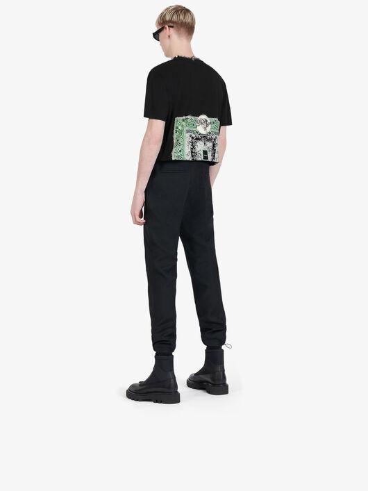 T-Shirt Con Stampa Atlantis - Givenchy