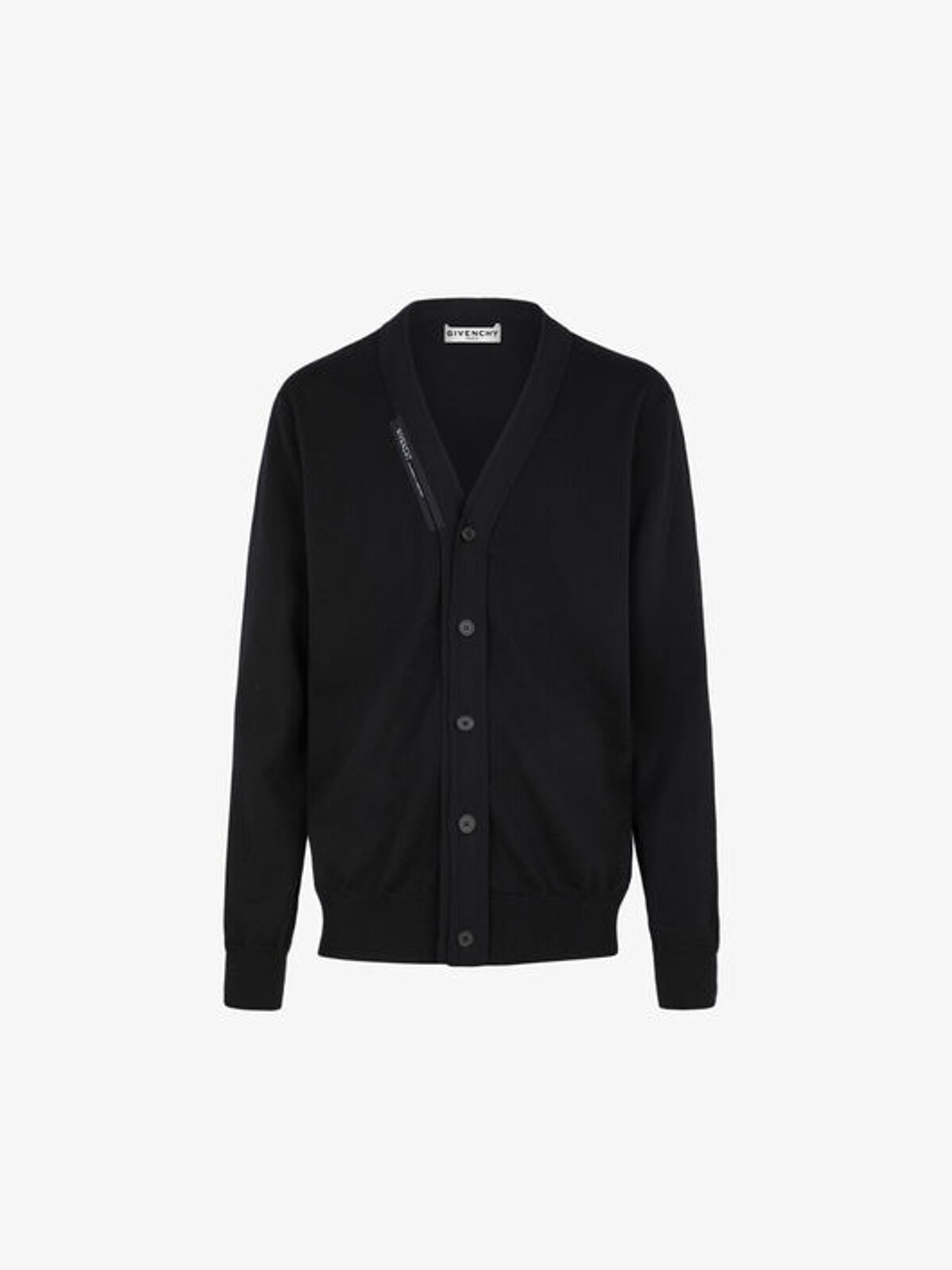 Cardigan In Jersey Adresse Givenchy - Givenchy