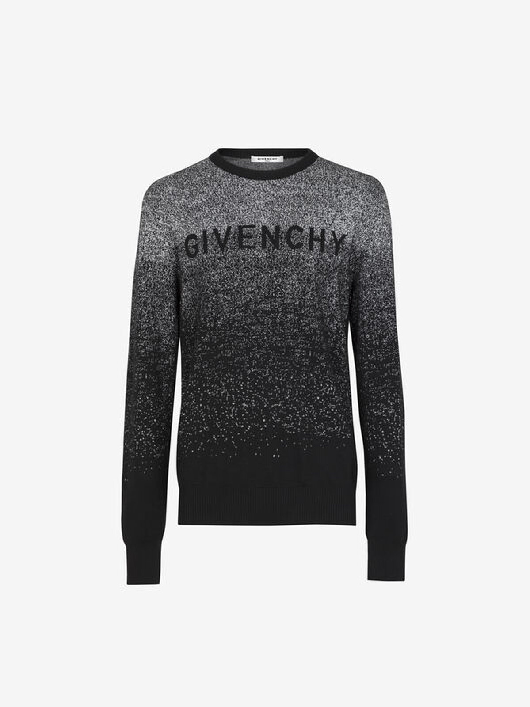 Pullover Di Lana E Lurex Givenchy - Givenchy