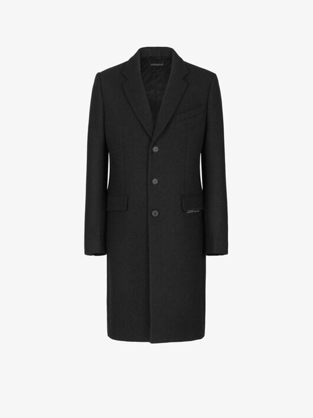 Coat with GIVENCHY stripe - Givenchy