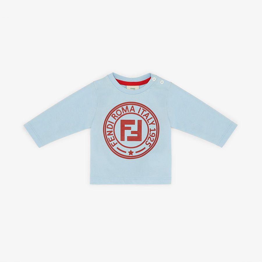 T-Shirt - Fendi Junior
