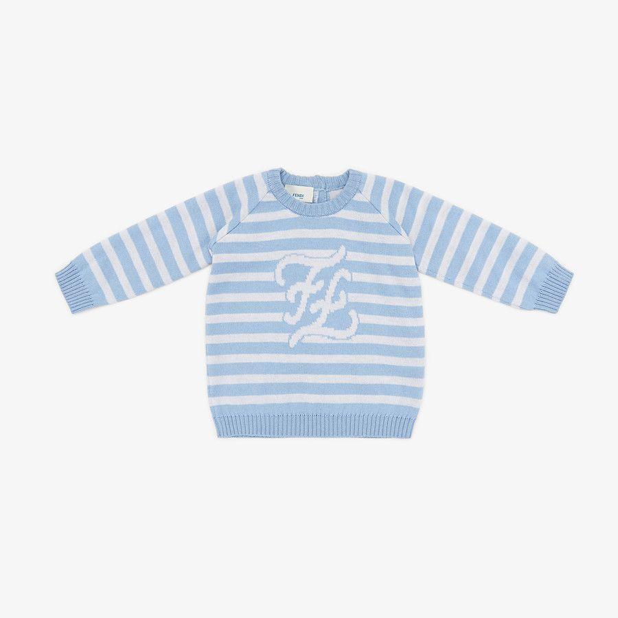 Golfino In Maglia Baby - Fendi Junior