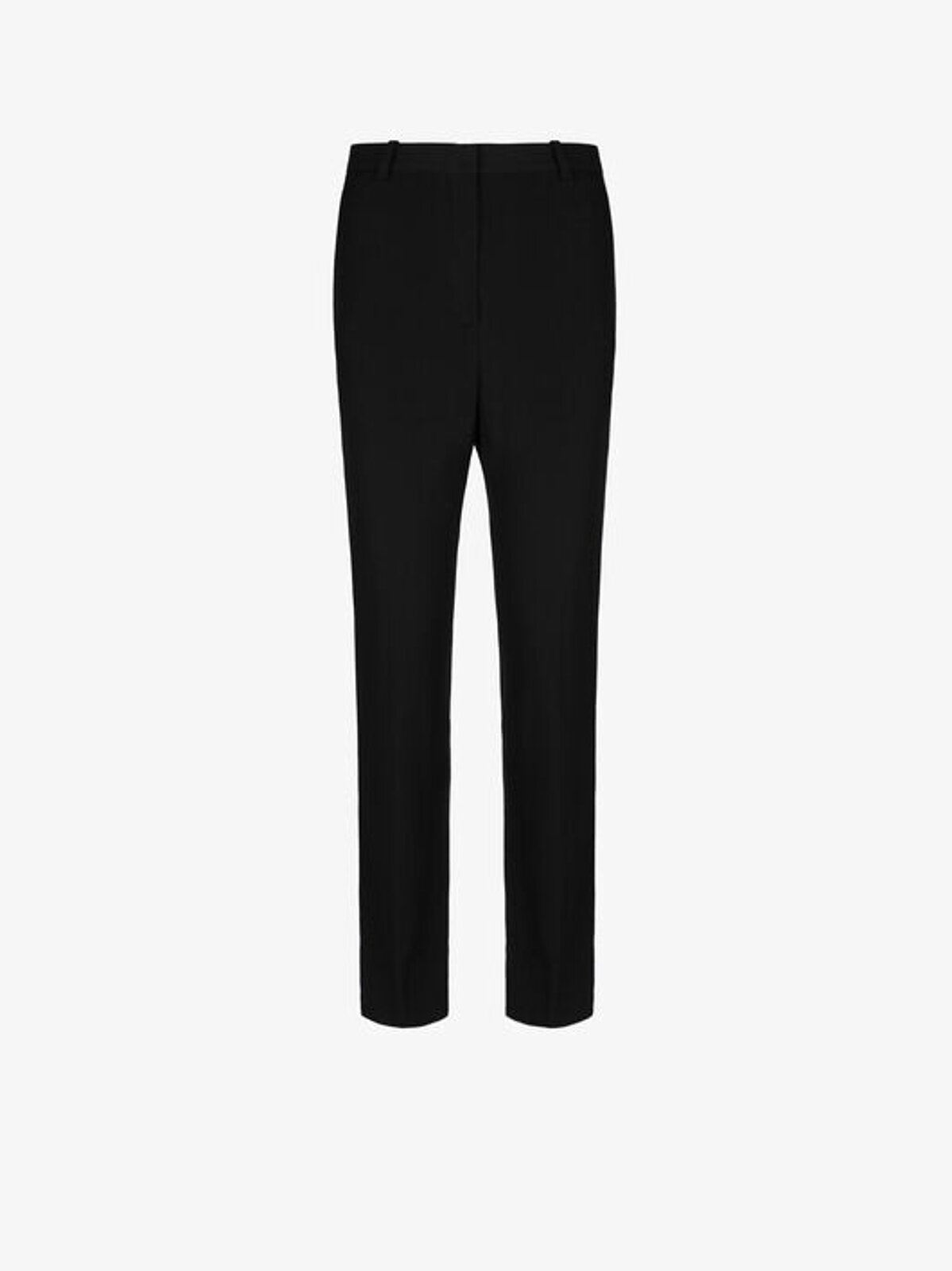 Pantaloni Slim Fit In Grain De Poudre - Givenchy
