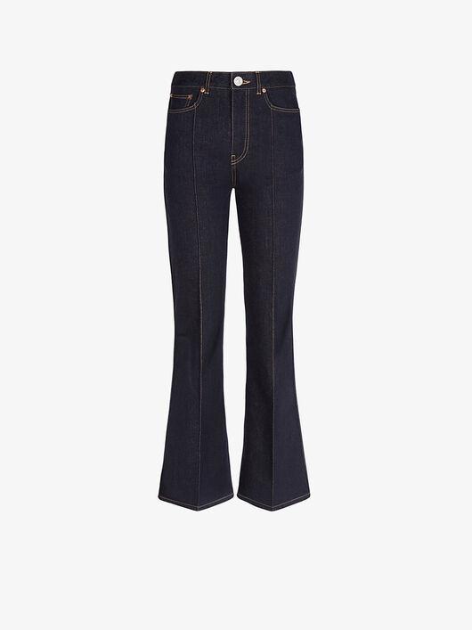 Jeans Scampanati Corti - Givenchy