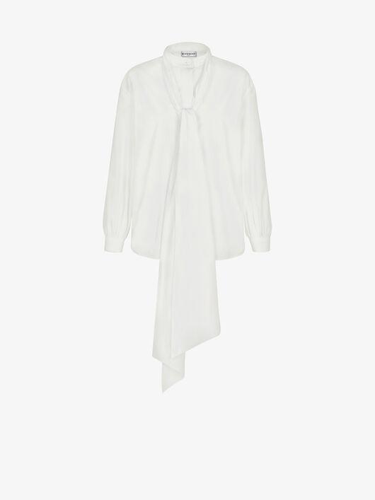 Camicia Givenchy Chaîne Con Lavallière - Givenchy