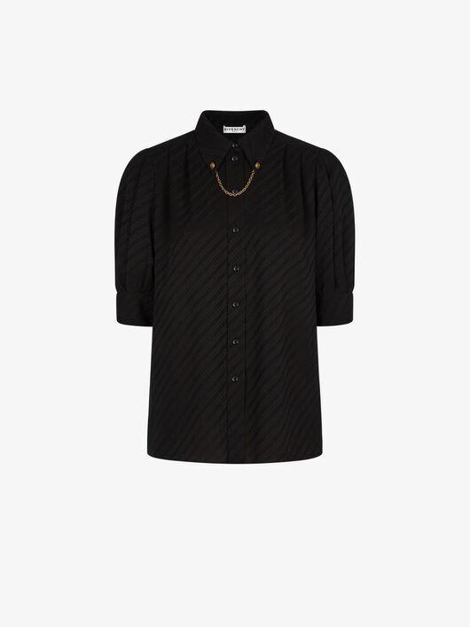 Camicia Givenchy Chaîne Con Catena - Givenchy